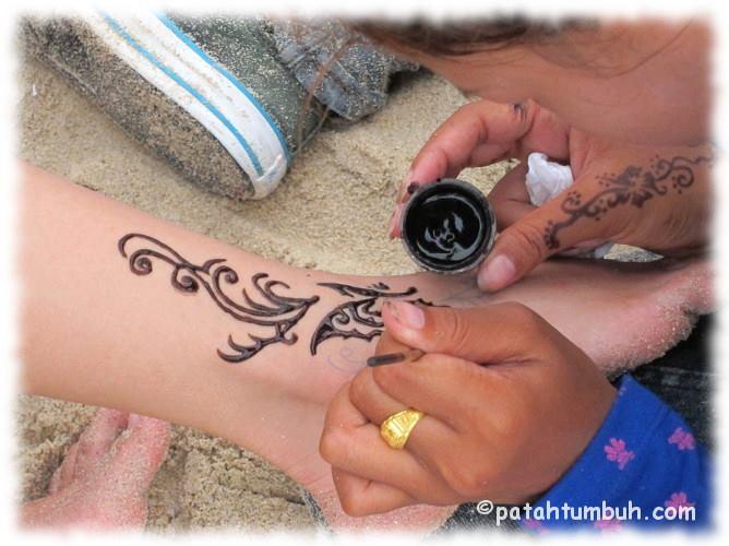 Tattoo Tato Rajah Patah Tumbuh